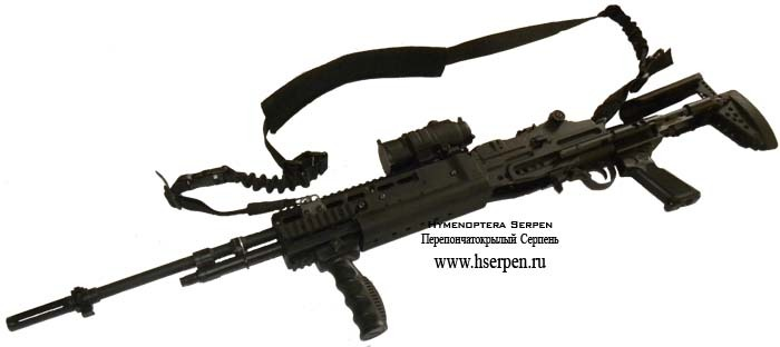 Снайперская винтовка GR14 HBA-L Spec