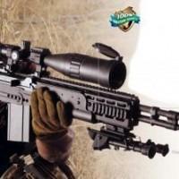 Снайперская винтовка GR14 HBA-L Spec от G&G ARMAMENT: проблемы и решения