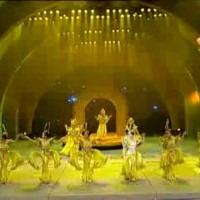 Танец во славу Тысячерукой Богини Гуаньинь
