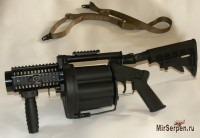 Стоимость владения страйкбольным гранатометом ICS Revolver Grenade Launcher GLM & TAG Innovation Edition