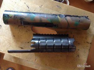 Проект Yuna: доработка страйкбольного гранатомета ARES ASG GL-06, часть 1